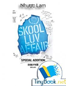 [Long Fic ] [ Bts Fiction Girl] Skool Luv Affair