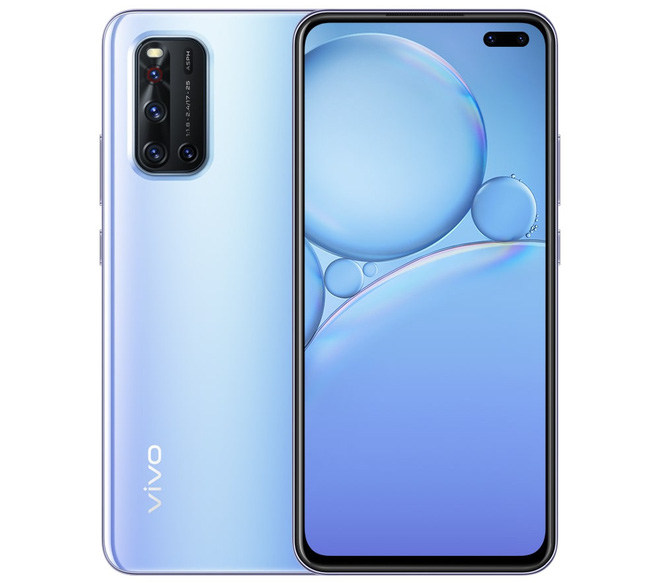 Vivo V19 ra mắt: Snapdragon 712, 4 camera sau 64MP, camera selfie kép 32MP, pin 4500mAh - Ảnh 1.